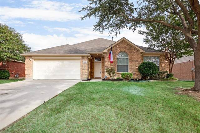 3225 Winding Ridge Circle, Mansfield, TX 76063 (MLS #14222499) :: Century 21 Judge Fite Company