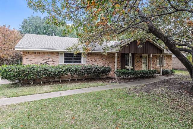 914 Georgeland Drive, Duncanville, TX 75116 (MLS #14222514) :: RE/MAX Town & Country