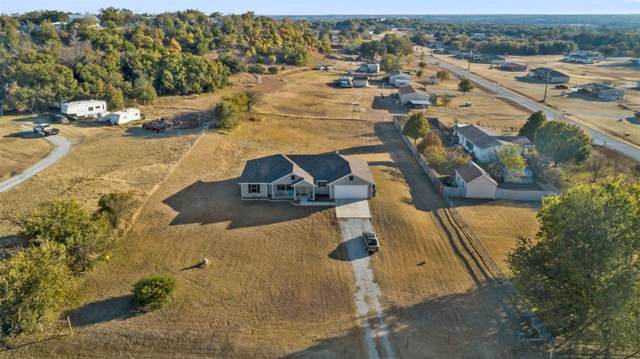 306 Valley Lake Court, Springtown, TX 76082 (MLS #14222533) :: Hargrove Realty Group