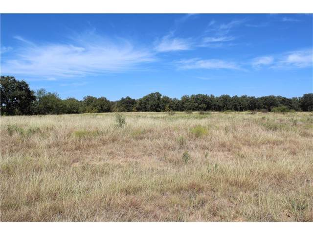 375 Post Oak, Gordon, TX 76453 (MLS #14222538) :: The Chad Smith Team
