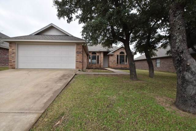 316 Cactus Valley, Stephenville, TX 76401 (MLS #14222548) :: Real Estate By Design
