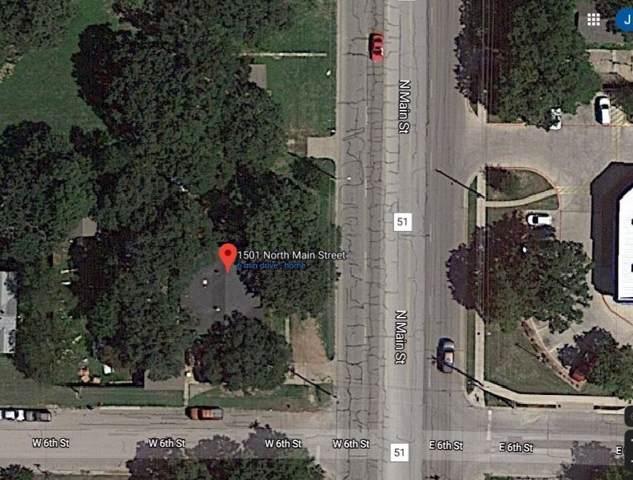 1501 N Main Street, Weatherford, TX 76086 (MLS #14222549) :: RE/MAX Town & Country