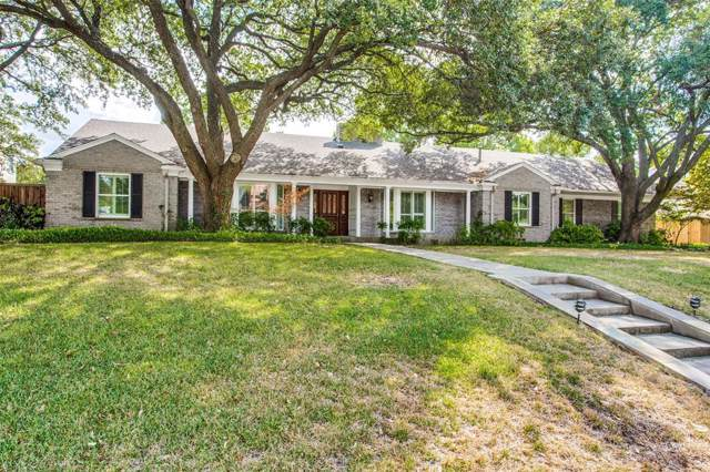 4444 Crooked Lane, Dallas, TX 75229 (MLS #14222551) :: HergGroup Dallas-Fort Worth