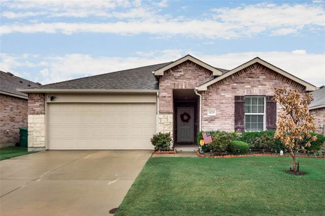 14709 Sawmill Drive, Little Elm, TX 75068 (MLS #14222555) :: RE/MAX Town & Country