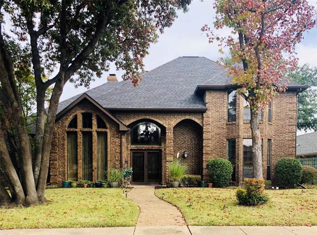3512 Wilshire Drive, Plano, TX 75023 (MLS #14222564) :: Hargrove Realty Group