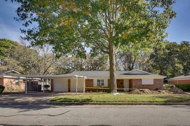 118 N Wisteria Street, Mansfield, TX 76063 (MLS #14222578) :: The Sarah Padgett Team
