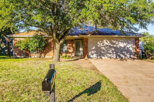 1505 Raintree Lane, Cleburne, TX 76033 (MLS #14222580) :: The Kimberly Davis Group