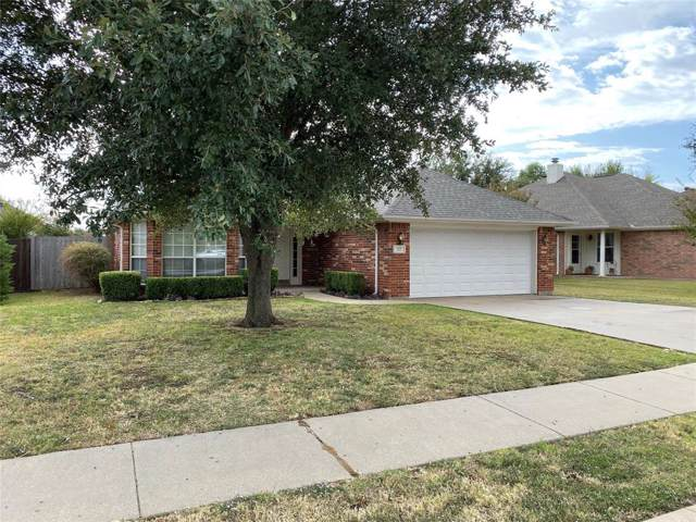 332 Shane Lane, Burleson, TX 76028 (MLS #14222597) :: All Cities Realty