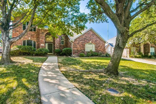 49 Cimarron Drive, Trophy Club, TX 76262 (MLS #14222602) :: RE/MAX Town & Country