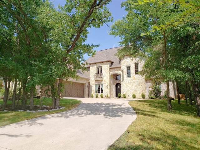 1000 Braewood Court, Oak Point, TX 75068 (MLS #14222610) :: Frankie Arthur Real Estate