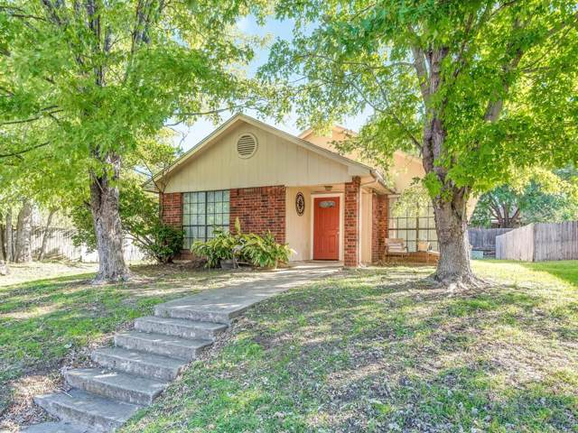 7124 Fire Hill Drive, Fort Worth, TX 76137 (MLS #14222617) :: RE/MAX Town & Country