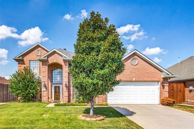 1429 Forest Creek Drive, Lewisville, TX 75067 (MLS #14222619) :: Lynn Wilson with Keller Williams DFW/Southlake