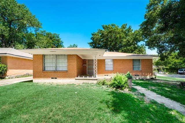 9257 Donnybrook Lane, Dallas, TX 75217 (MLS #14222649) :: RE/MAX Town & Country
