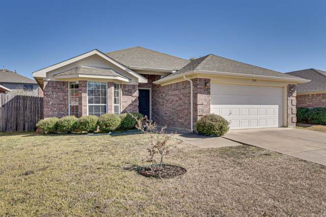 7317 Fossil Lake Drive, Arlington, TX 76002 (MLS #14222663) :: RE/MAX Town & Country