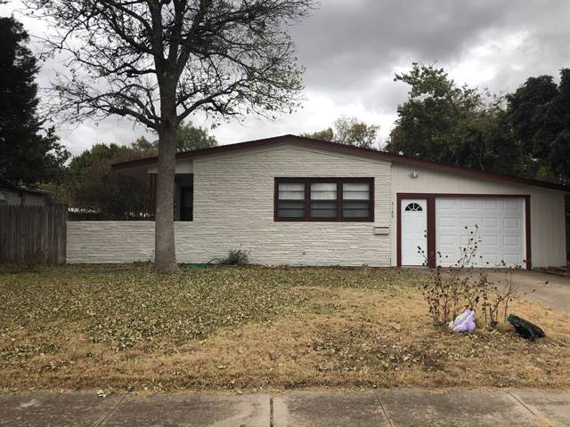 3125 Over Street, Abilene, TX 79605 (MLS #14222675) :: RE/MAX Town & Country