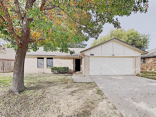 6220 Hott Springs Drive, Arlington, TX 76001 (MLS #14222677) :: Robbins Real Estate Group