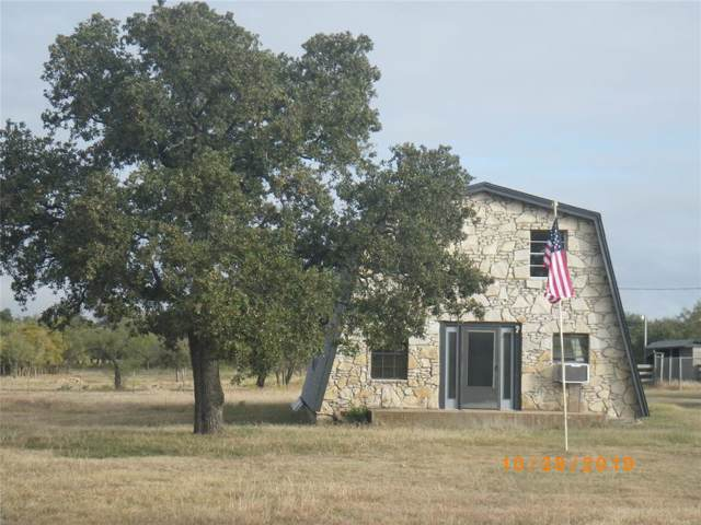 2502 High Way 101, Ranger, TX 76470 (MLS #14222684) :: RE/MAX Town & Country