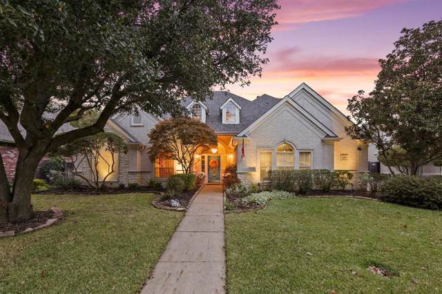 4114 Steeplechase Drive, Colleyville, TX 76034 (MLS #14222708) :: The Tierny Jordan Network