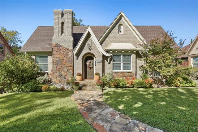 5611 Mercedes Avenue, Dallas, TX 75206 (MLS #14222711) :: HergGroup Dallas-Fort Worth