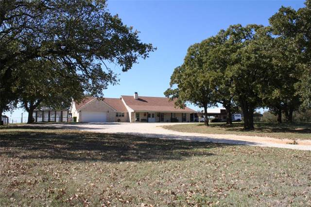 Whitney, TX 76692 :: RE/MAX Town & Country