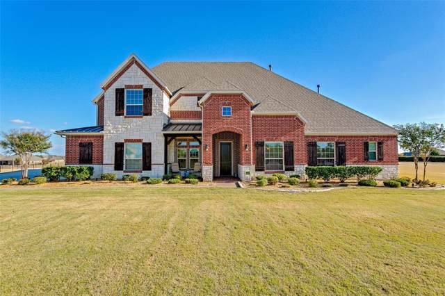 995 Chisholm Ridge Drive, Rockwall, TX 75032 (MLS #14222751) :: RE/MAX Town & Country