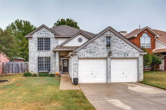 1533 Winslow Lane, Grapevine, TX 76051 (MLS #14222786) :: RE/MAX Town & Country