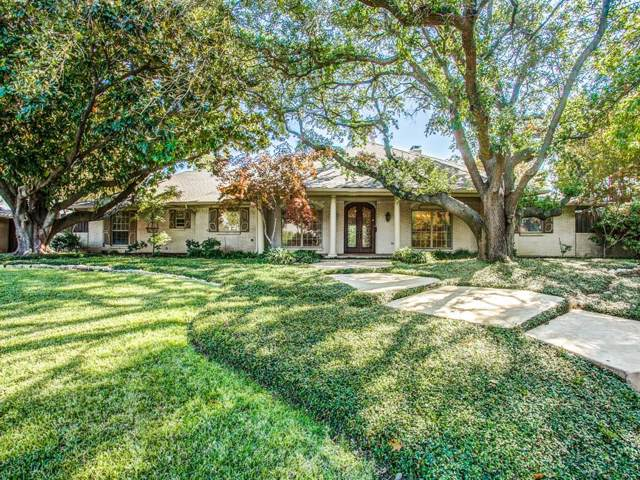 9148 Clearlake Drive, Dallas, TX 75225 (MLS #14222789) :: The Hornburg Real Estate Group