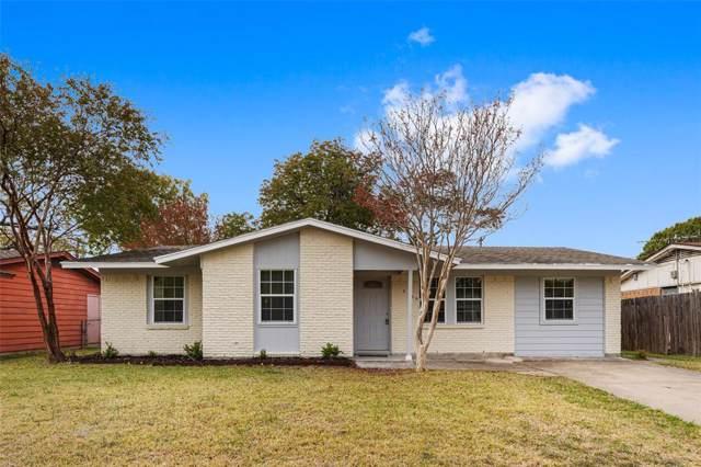 2515 Aloha Drive, Mesquite, TX 75150 (MLS #14222825) :: Hargrove Realty Group
