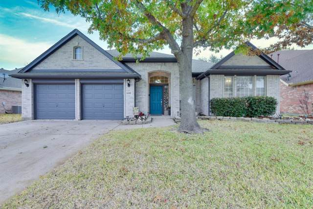6209 Parkside Drive, Arlington, TX 76001 (MLS #14222830) :: Vibrant Real Estate
