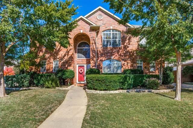 1636 Pleasant Run, Keller, TX 76248 (MLS #14222835) :: The Kimberly Davis Group