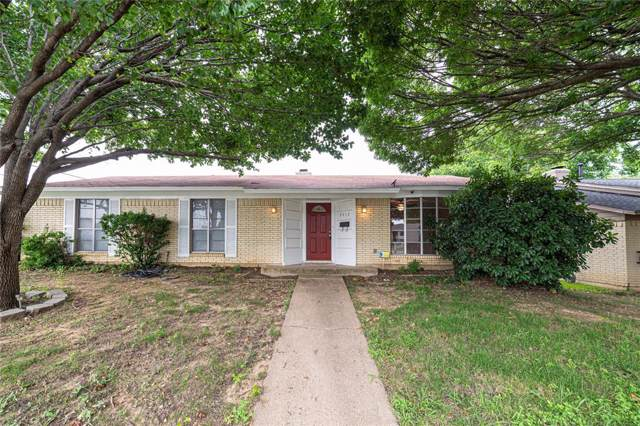 5512 Rutland Avenue, Fort Worth, TX 76133 (MLS #14222837) :: The Mitchell Group