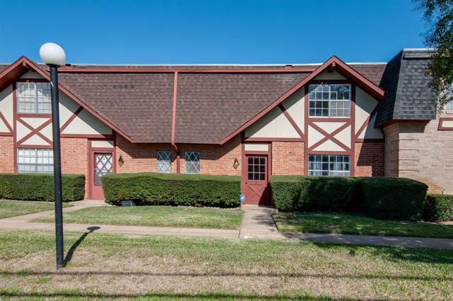 1801 E Grauwyler Road #106, Irving, TX 75061 (MLS #14222841) :: Century 21 Judge Fite Company