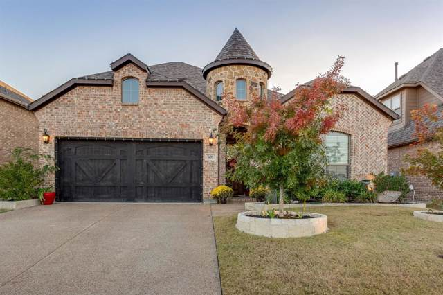 609 Mountcastle Drive, Rockwall, TX 75087 (MLS #14222848) :: RE/MAX Town & Country
