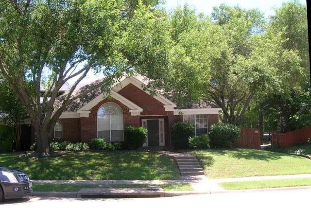 10205 Napa Valley Drive, Frisco, TX 75035 (MLS #14222880) :: RE/MAX Town & Country