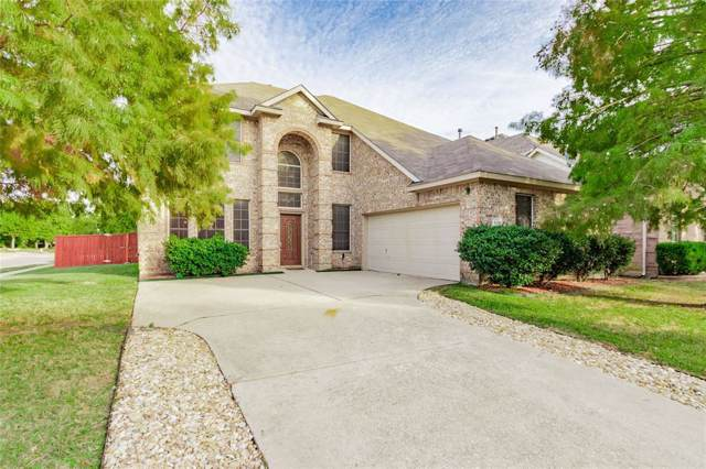 815 Water Oak Drive, Allen, TX 75002 (MLS #14222881) :: RE/MAX Town & Country