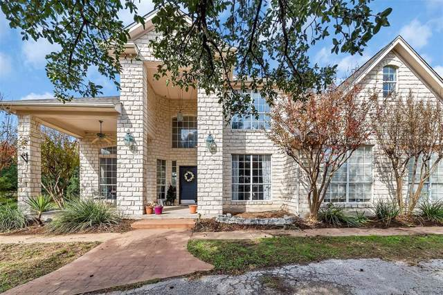 1015 Azle Highway, Weatherford, TX 76085 (MLS #14222894) :: The Mitchell Group