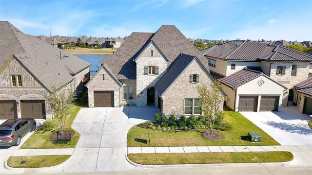 7613 Ivey, The Colony, TX 75056 (MLS #14222902) :: RE/MAX Town & Country