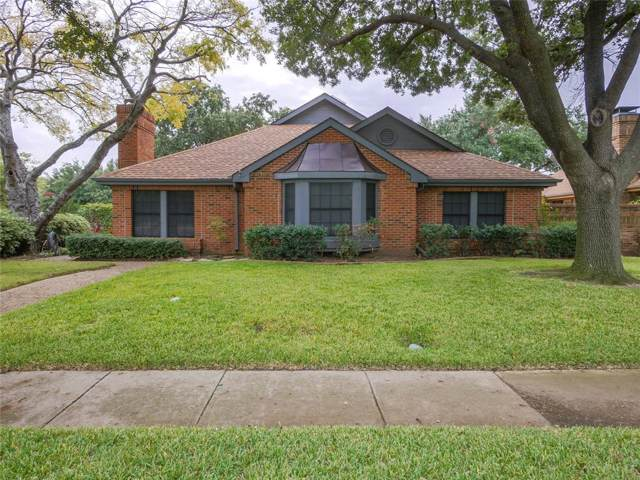 900 Murl Drive, Irving, TX 75062 (MLS #14222907) :: Vibrant Real Estate