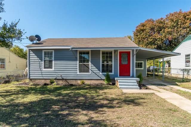 1023 Avenue C, Duncanville, TX 75137 (MLS #14222908) :: Real Estate By Design