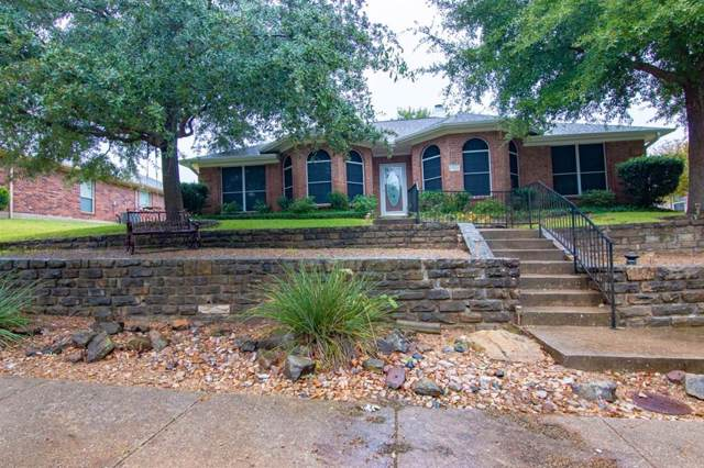 1123 Morning Star, Rockwall, TX 75087 (MLS #14222915) :: RE/MAX Town & Country