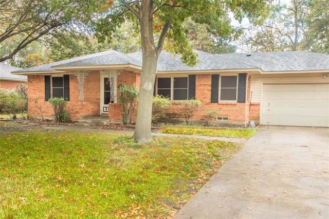 522 Frances Way, Richardson, TX 75081 (MLS #14222921) :: All Cities Realty