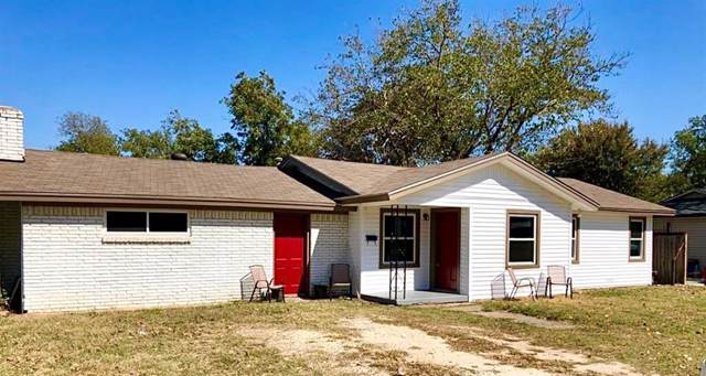720 Race, Crowley, TX 76036 (MLS #14222941) :: The Mitchell Group