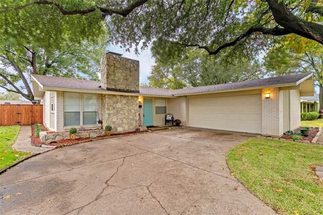 909 Warfield Way, Richardson, TX 75080 (MLS #14222949) :: The Good Home Team