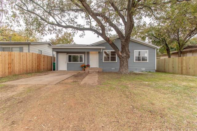 1397 N Estes Street, Stephenville, TX 76401 (MLS #14222958) :: Real Estate By Design