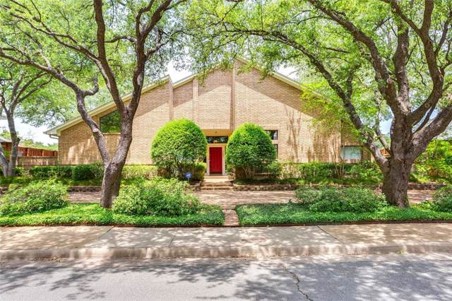 7207 Debbe Drive, Dallas, TX 75252 (MLS #14222964) :: RE/MAX Town & Country
