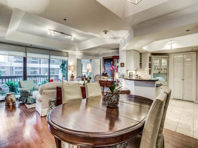 5909 Luther Lane #908, Dallas, TX 75225 (MLS #14222974) :: RE/MAX Town & Country
