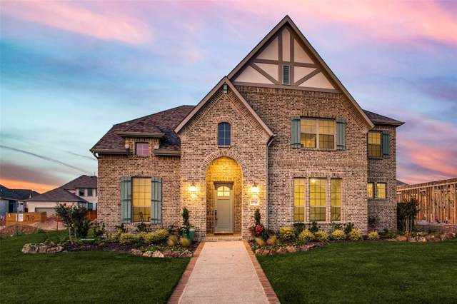 1716 Granite Range Lane, Arlington, TX 76005 (MLS #14222976) :: Vibrant Real Estate