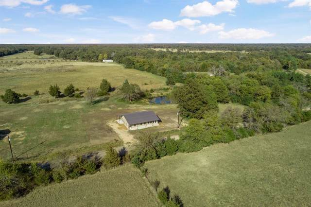 550 County Road 35500, Sumner, TX 75486 (MLS #14222982) :: RE/MAX Town & Country