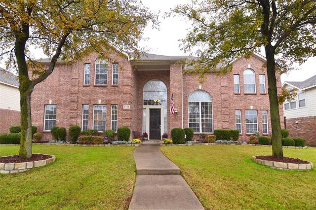 8120 Bent Tree Springs Drive, Plano, TX 75025 (MLS #14223016) :: RE/MAX Town & Country