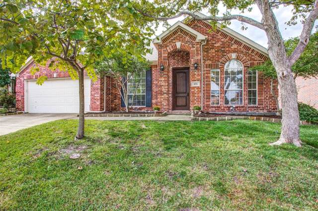 673 Channel Ridge Drive, Rockwall, TX 75087 (MLS #14223029) :: RE/MAX Town & Country